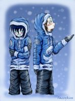 Avatar: So, this is Snow? by sazzykins