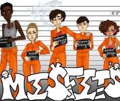 The Usual Suspects: Misfits by PotatoCrisp