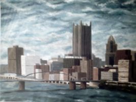 Pittsburgh by Penguinton
