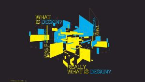 What is design? by myndsnare