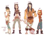 Character Design - Lost Boys by MeoMai