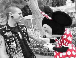 Minnie and Punk* by Thelema001