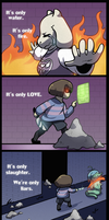 It's Only LOVE. by BlackCat5643
