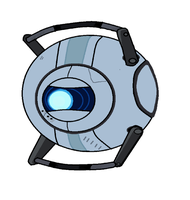 Wheatley by sonicxjones