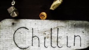 Chillin by graphic-rusty