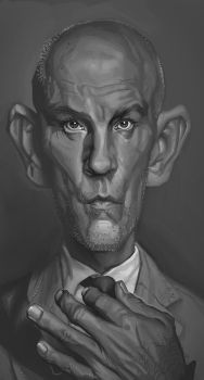 Malkovich by Nico4blood