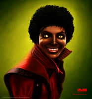 MICHAEL JACKSON'S THRILLER by MAiJiNTHEARTIST