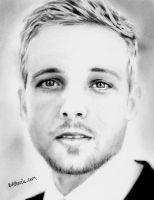 Max Thieriot - BATES MOTEL by Doctor-Pencil