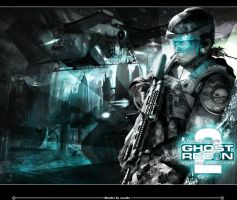 Ghost recon Wallp' by Xx--Kyo--xX
