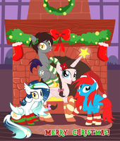 Merry Christmas! by owlity