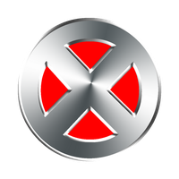 X-Men Insignia by SUPERMAN3D