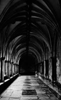 The Lonely Arches by nouvellecreation