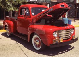 1948 Ford Pickup Truck by focallength