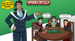 Who's up for some Varropoly? by yesile