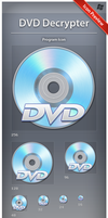 Icon DVD Decripter by ncrow