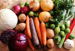 Vegetables - Some Different Tastes by Caillean-Photography