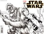 Han and Chewie by ToddNauck