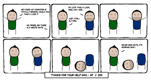 Thanks man. by theaaronp