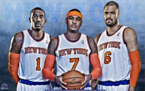 New York Knicks Wallpaper by lisong24kobe