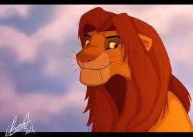 Simba by Elbel1000
