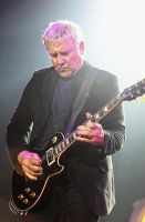 Rush:  Alex Lifeson V by basseca