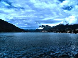 Iseo Lake HDR by edwarddd89