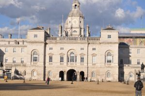 Horse Guards, Whitehall by Sotographi