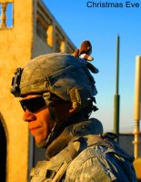 An American Soldier by Soldier-Photographer