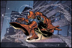 SpiderMan by Carlos Zuniga by juan7fernandez