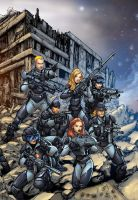 CONTRA Gray Team by ContraAlliance