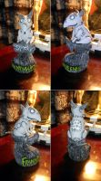 Frankenweenie: Sculpture by GeeFreak