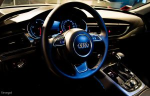 A7 Sportback Interior by Estranged89