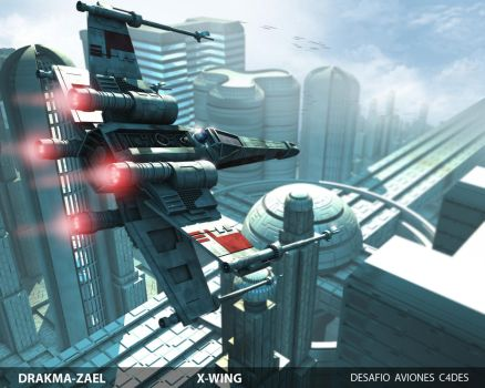 X Wing by DrAkMa