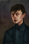 Dane DeHaan by TZarapka