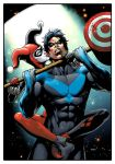 A crazy kinda love. Harley and Nightwing. by FlowComa