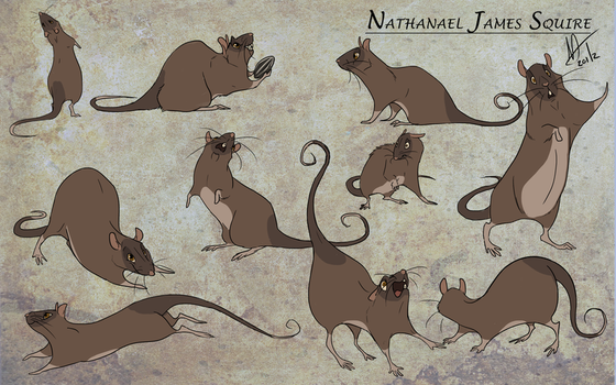 Nate Action Poses by DawnFrost