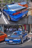 Blue Integra by gupa507