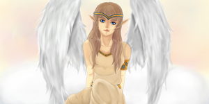 An Angel for you by MooniesLove