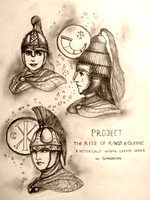 HWS Project - The Rise of Kings and Queens by Gambargin