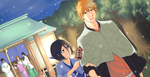 IchiRuki week 2013, Day 3 by Neilund