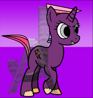 Pony Adoptable (Preview) by Supremechaos918