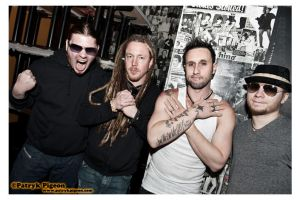 Shinedown - 2010 by MrSyn