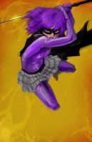 Hit-Girl by pungang