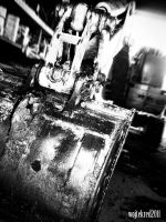digger BW by psychodelic-candy