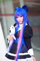 Stocking 2 by H-I-T-O-M-I