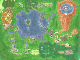 NEW Korza map! by Coonae