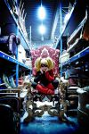 Harley's throne by clefchan