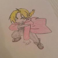 Edward Elric! by Puccapokemon1