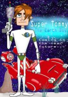 Future Tommy of Earth? by NatalieTheAntihero