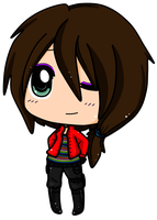 Chibi Me by Septic-Kitty